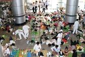 Hơn ngàn công nhân ngộ độc ở Thanh Hoá: Do hít phải khí độc