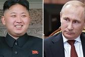 Nga xác nhận ông Putin mời Kim Jong-un đến Moscow