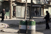 Al-Qaeda quyết nghiền nát quân nổi dậy Syria