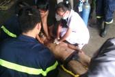 Ngạt khí mê tan, 6 công nhân thương vong