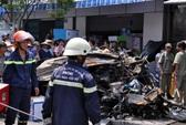Cháy tiệm tạp hóa, hai vợ chồng thiệt mạng