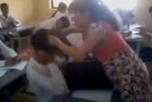 Cô giáo xưng mày tao, túm tóc rồi tạt tai học sinh giữa lớp