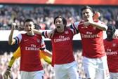 Arsenal, M.U thắng to