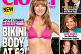 """""""Người tình James Bond"""" tự tin diện bikini ở tuổi 63"""