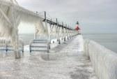 Nước Mỹ lạnh nhất trong 20 năm qua