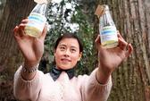 Trung Quốc bán không khí sạch đóng chai