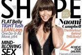 Naomi Campbell đang hẹn hò cùng Michael Fassbender