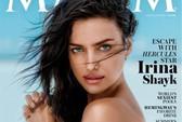 """Siêu mẫu Irina Shayk """"ngực trần"""" kể chuyện đóng phim"""