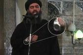 Trùm khủng bố bị nhạo báng vì đeo đồng hồ xa xỉ