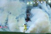 Khói tỏa mù trời ở trận Villarreal – Celta Vigo