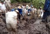 Lai Châu: 6 người chết do lũ ống và sạt lở đất