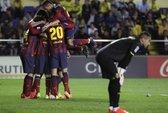 Barcelona suýt vỡ mộng La Liga