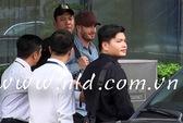 David Beckham được bảo vệ nghiêm ngặt khi đến TP HCM