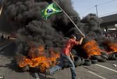 Dân Brazil lại biểu tình phản đối World Cup 2014