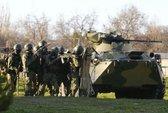 Nga kiểm soát hầu hết căn cứ Ukraine tại Crimea