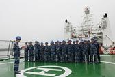 Ngân hàng ủng hộ hàng tỉ đồng cho lực lượng cảnh sát biển