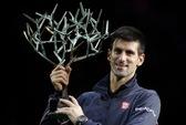 Thắng trận thứ 600, Djokovic đăng quang thuyết phục ở Paris Masters 2014