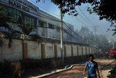 TP HCM: Cháy 2 công ty trong Cụm công nghiệp Hiệp Thành