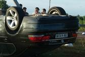 Xe BMW gây tai nạn thảm khốc ở Vũng Tàu mang BKS giả