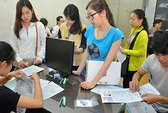 Hồ sơ thi ĐH, CĐ giảm mạnh