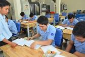 Trường trung cấp chuyên nghiệp phải báo cáo kế hoạch tuyển sinh