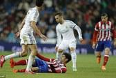 Bạo lực lấn át chuyên môn trận Real - Atletico