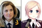 Nhật Bản trừng phạt nữ công tố viên xinh đẹp của Crimea