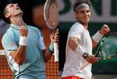 Nadal, Djokovic gặp khó ở Madrid Masters 2014