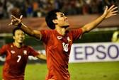 Tiền đạo Thái Lan Dangda có cơ hội đối đầu Ronaldo, Messi