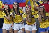 Những nữ CĐV nóng bỏng ở tứ kết World Cup 2014