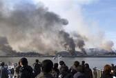 Triều Tiên bắn tàu Hàn Quốc