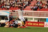 Vòng 10 V-League 2014: ĐTLA đại bại, An Giang vẫn chưa biết thắng