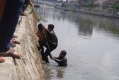 Bị truy đuổi, tên cướp nhảy sông và chết đuối