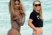 Wozniacki, Serena hẹn nhau giải sầu sau thất bại ở Roland Garros