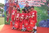 CLB Liverpool hợp tác chiến lược với nhãn hiệu sữa Việt