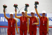 Cập nhật diễn biến ASIAD 17: Rowing, wushu giành HCB