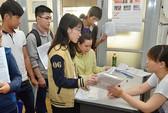 Thay điểm sàn ĐH-CĐ bằng 3-4 mức điểm xét tuyển