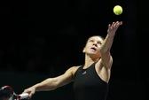 Đương kim vô địch Serena thua sốc trước sao trẻ Halep