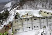 Hàn Quốc ráo riết điều tra vụ sập trần resort