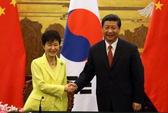 Triều Tiên tập trận chiếm đảo ngày Tập Cận Bình thăm Hàn Quốc