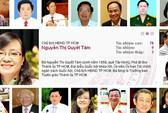 TP HCM lấy phiếu tín nhiệm 18 chức danh lãnh đạo