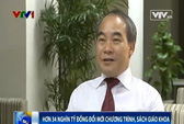Thứ trưởng Nguyễn Vinh Hiển: