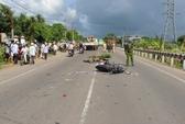 Đối đầu xe tải, 2 người chết, 1 bé trai bị thương nặng