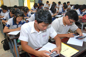 Lịch thi tốt nghiệp THPT 2014