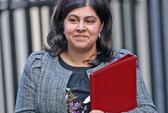 Anh: Một phụ nữ quyền lực từ chức vì chiến sự Gaza
