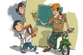 Học sinh tiểu học chống bắt cóc