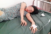Một phụ nữ bị tra tấn vì nghi ăn cắp laptop