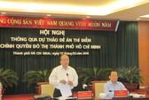 TP HCM kiến nghị được quản lý tài chính công