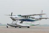 Thủy phi cơ triệu đô về đến Việt Nam
