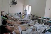 Nổ ở nhà máy thép Pomina, hàng loạt công nhân bị phỏng